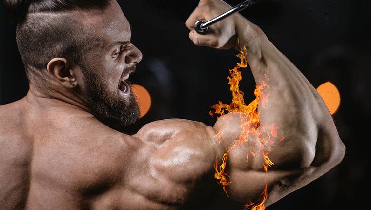 大きい筋肉を作る効果的なトレーニング方法は?